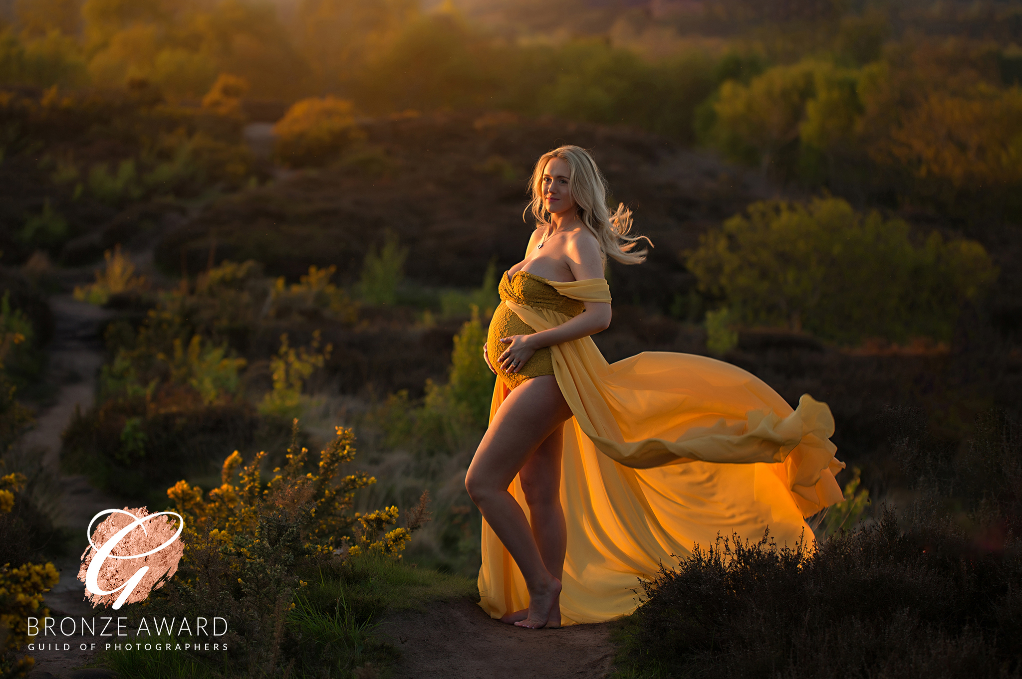 Award Winning Maternity Photography 1