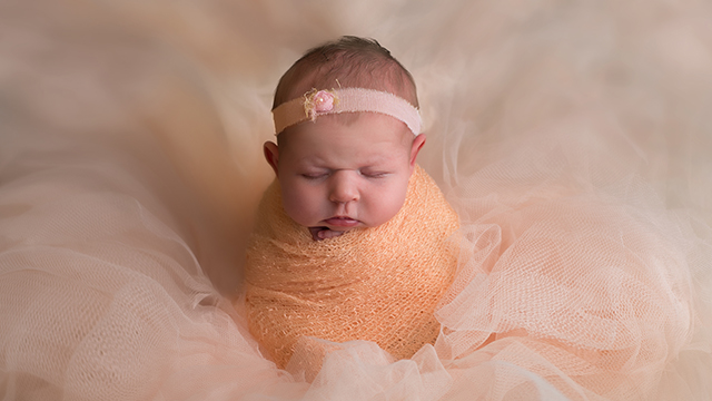 Isabella Rose's Newborn Session
