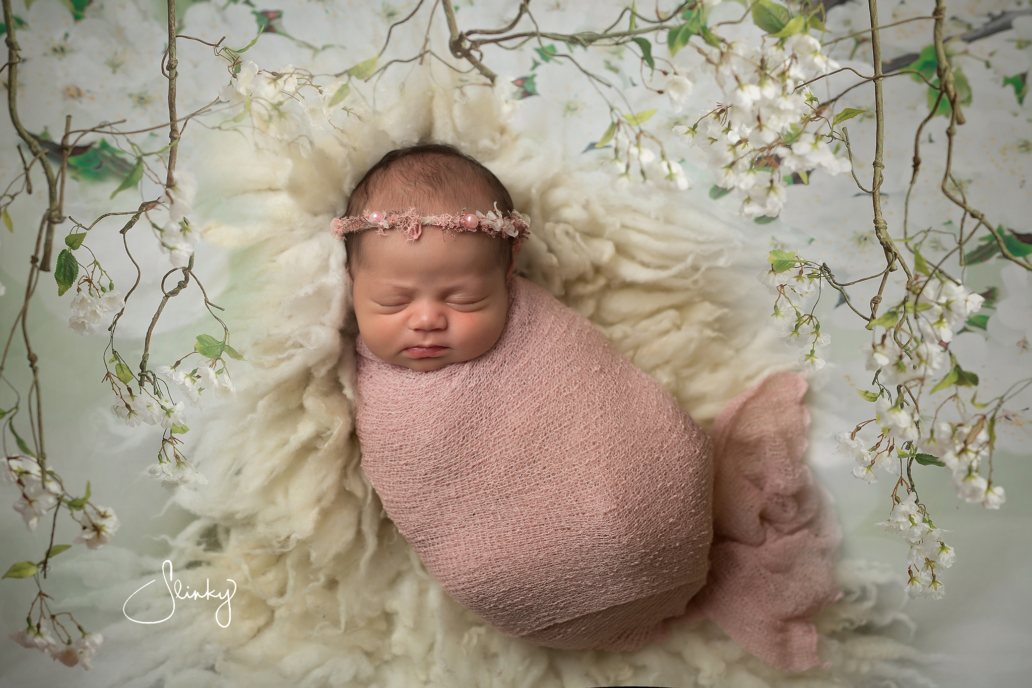 Roma Newborn Session 3