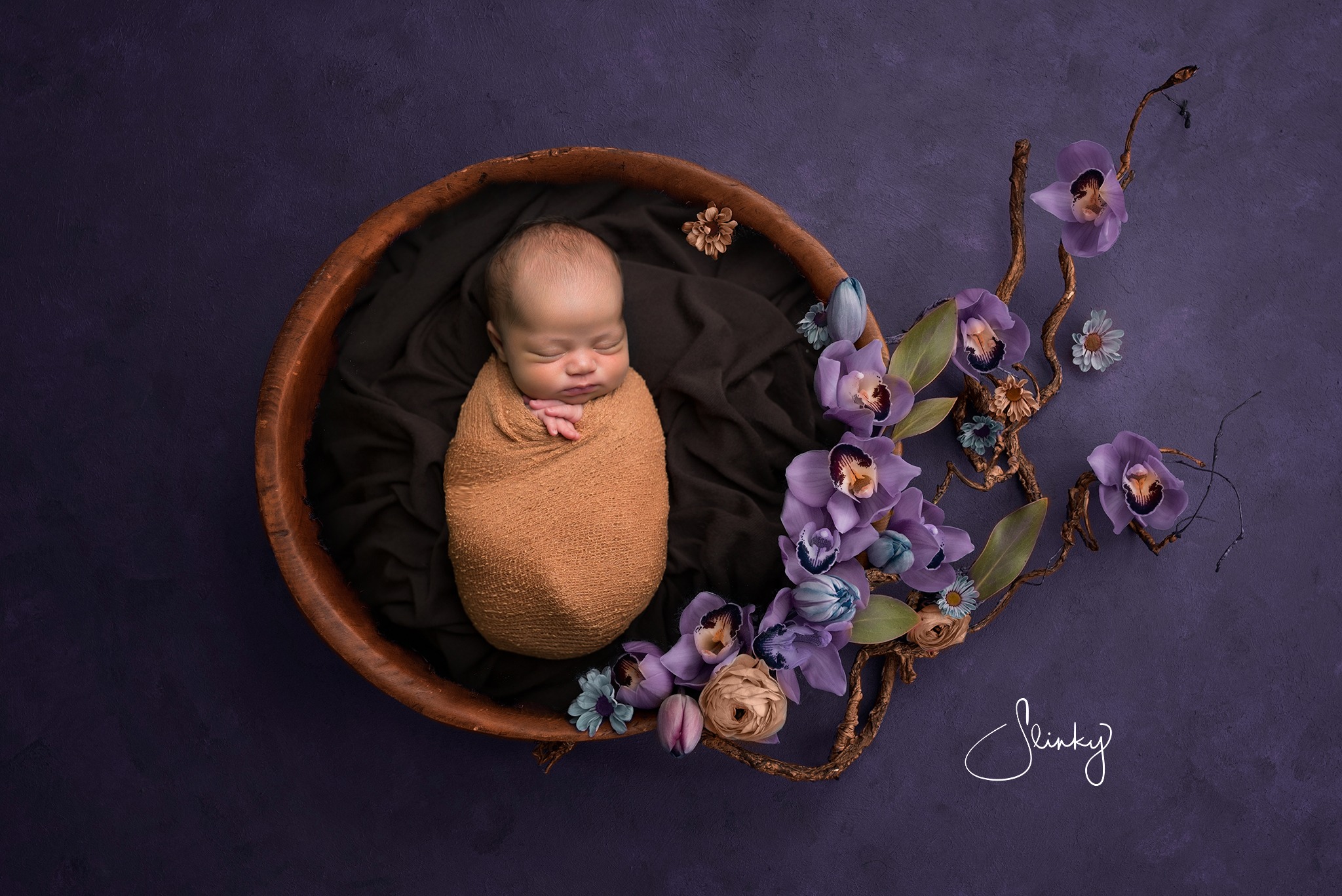 Roma Newborn Session 4